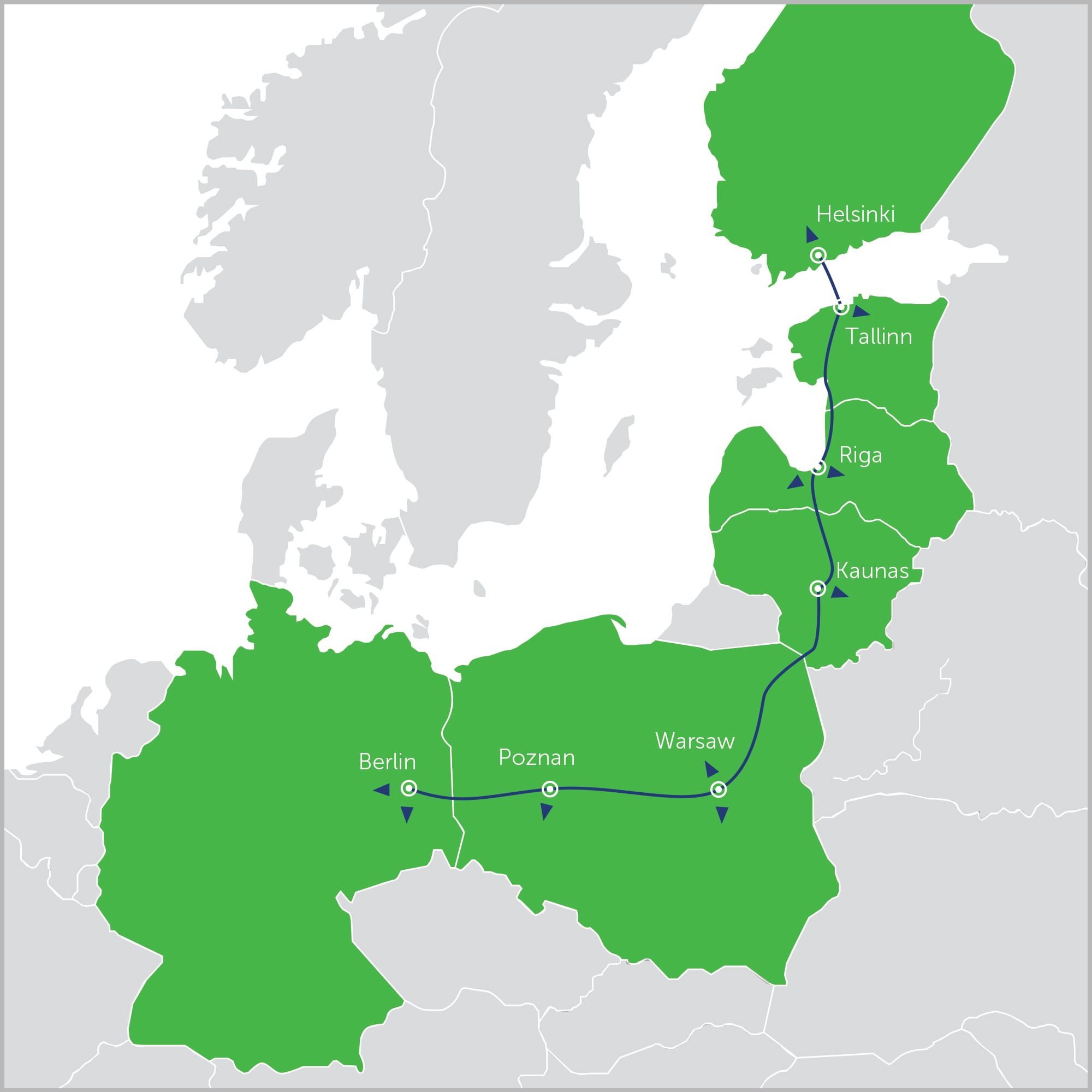 Rail Baltica Mitnija EN - Connecting Europe: building for Rail Baltica in Lithuania
