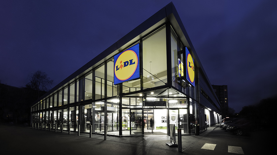 Long-term partnership. Building for our repeat client LIDL